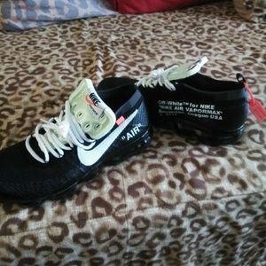 Off white Nike vapormax swoosh